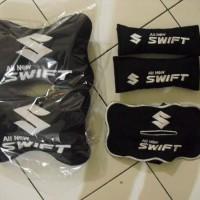 Bantal mobil Suzuki Swift Sport/ Bantal Swift GT/ Car set mobil Swift