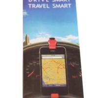 Vertical Stand car phone holder setir steering wheel