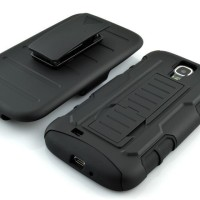 Casing Cover Hp SAMSUNG GALAXY S4 Military Armor Case