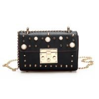 Tas selempang handbag korea import 21658 Black