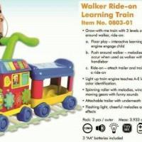 Walker Ride - on Learning train sku#17324