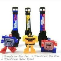 Jual Jam Tangan Anak / Mainan Robot Transformers Murah