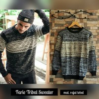 Farie Tribal Sweater
