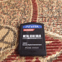 game ps vita metal gear solid