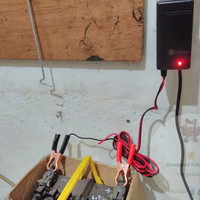 Charger Aki/Accu Mobil 12 Volt 1 Ampere