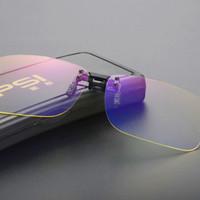 Clip on kacamata anti radiasi Laptop/Komputer,Tv,Handphone,Tablet