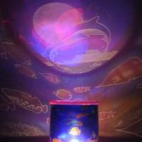 harga Lampu Proyektor Star Master Ikan-Ocean / Lampu Hias  / Lampu Tidur Tokopedia.com