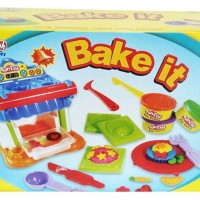 Jual fundoh bake it/fun doh bake it/playdough/play doh/dough murah/doh mura Murah