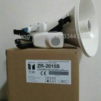 Toa Megaphone  ZR-2015S ( sirine )