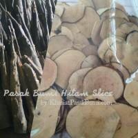 Pasak_Bumi Hitam Slice, Tongkat Ali Potong kripik 500 gr