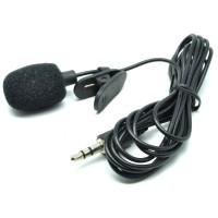harga Microphone 3.5mm with Clip for Smartphone / Laptop / Tablet PC Tokopedia.com