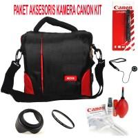 Paket Aksesoris Kamera Canon Kit Baru ( 1x beli MURAH dapat 6 produk)