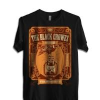 Kaos The Black Crowes 02 - Tag gildan tshirt
