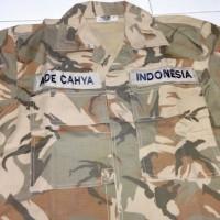 harga Baju PDL (BDU) UNIFIL Lebanon Tokopedia.com