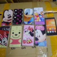 Case Jelly Thin Soft Disney Samsung Pocket 2,Core,Star,Star Plus,Young