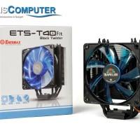 Cooling Cpu Processor ENERMAX COOLER ETS-T40F-BK - ETST40FBK