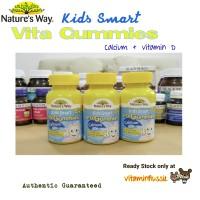 Nature's Way Kids Smart Vita Gummies Calcium + Vitamin D