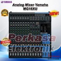 Mixer Yamaha MG 16XU / MG16XU / MG-16XU