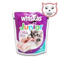 Wet Food Kitten Whiskas Junior