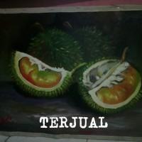 harga Lukisan Buah Duren (Durian) Tokopedia.com