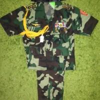 harga Baju Tentara Kopassus Jenderal (size M No 2) / Kostum Tentara Anak Tokopedia.com