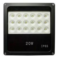 Lampu Sorot Outdoor LED SMD / Flood Light LED 20W Putih