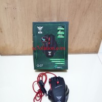 NYK Gaming Mouse Dragon War (G-07)
