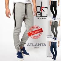 Jual Okechuku Skinny Training Jogger Pants Unisex Basic & Trendy Murah
