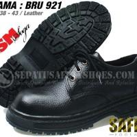 Safety Shoes Basama Bru-921 ( Sepatu Touring/gunung/proyek )