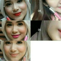 Harga Lip Cream Wardah Travelbon.com