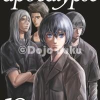 Komik Seri : Fortress Of Apocalypse ( Kazu Inabe )