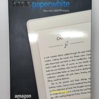 Amazon 7th Gen Kindle 3th Paperwhite eBook Reader WHITE 300ppi USA Ads