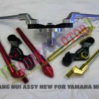 harga Stang Jepit Set Yamaha Mio Nui Racing Dapat Dudukan Tokopedia.com