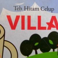 Teh Hitam Celup Teh Villa Kotak Villa Tea Murah