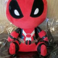 Boneka Plush Film Marvel Movie Deadpool 2016 FUNKO POP