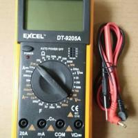 MULTITESTER DIGITAL 9205/ AVOMETER DIGITAL 9205