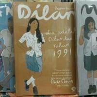 Paket 3 Novel Pidi Baiq (Dilan 1, Dilan 2 dan Milea) Harga Murah