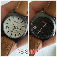 Jual jam tangan pria curren 8139 casual sport casio digitec Murah