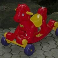 harga Mainan Anak Kuda Kudaan Jungkat Jungkit Ride On Horse Kuda Goyang Tokopedia.com