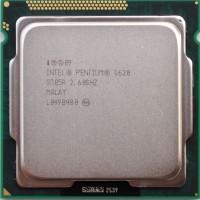 Intel Pentium Dual-Core Processor G620 2.6 Ghz 3Mb Lga 1155 Tray + fan