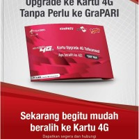 Jual BONUS 10GB KARTU PERDANA UPGRADE 4G TELKOMSEL ( simPATI As LooP ) Murah