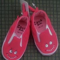 Zara Prewalker Shoes Red Fish