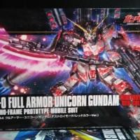 HGUC Unicorn Gundam Full Armor Red Psycho