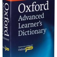 Kamus Oxford English Dictionary