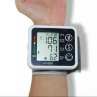 Tensimeter Digital Blood Pressure LCD Monitor Alat Ukur Tensi Darah