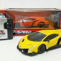 mainan Mobil mobilan Top speed skala 1:24