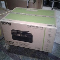 Printer Epson Wf-7611 (A3 ,Print Scan Copy Fax)