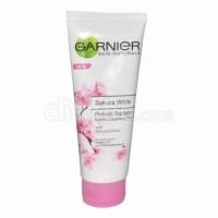 Harga Garnier Sakura White Hargano.com