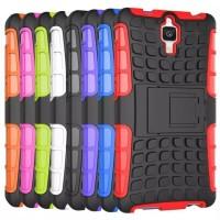 Jual Rugged Armor Kick Stand Xiaomi Mi 4 Mi4 Hard Soft Case Casing Cover Murah