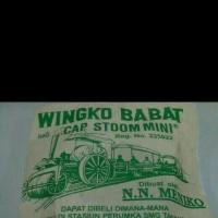 Jual Oleh Oleh Semarang murah Wingko Babat Asli Stoom Mini N. N. Meniko Murah